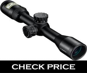 Nikon Black P-RIMFIRE Rifle BDC 150 Scope
