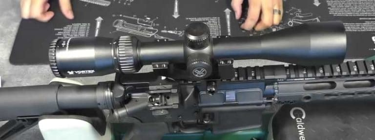 Best 1000 Yard Rifle Scopes On Any budget – [Top 6 Product Review]