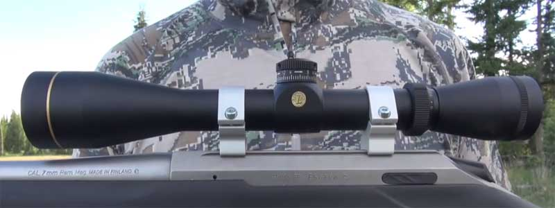 Leupold Vx2 4 12x40 Review