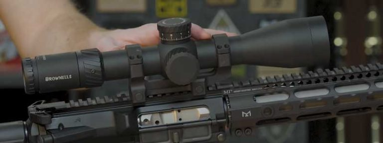Best Rifle Scopes For Hunting  In 2019 : [Top 10 Picks]