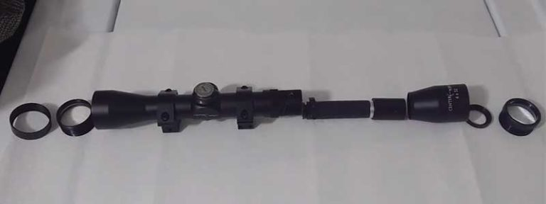 How Can I Clean The Inside Of A Rifle Scope? [Don't Do It]