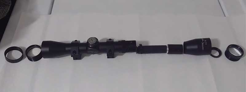 How Can I Clean The Inside Of A Rifle Scope