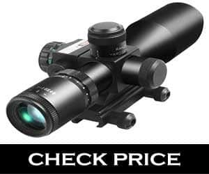 CVLIFE 2.5-10x40e Scope