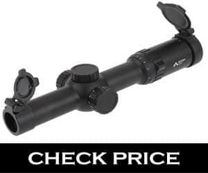 Primary Arms 1-6X24mm SFP Riflescope