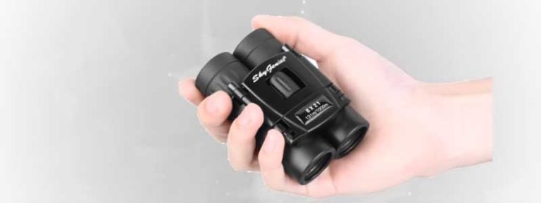 Best Compact Binoculars Under $100 – [Top 5  For Hunting]