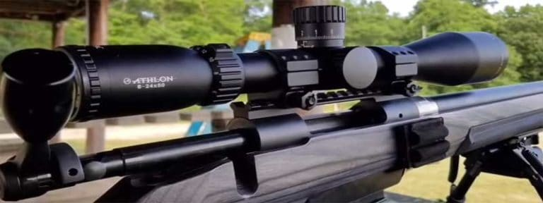 Best Rifle Scope Under $500 – [Top 9 Picks For 2019 ]