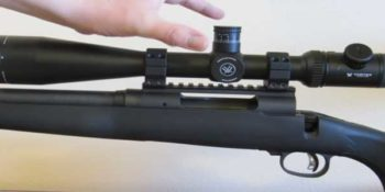How to Set Up your rifle scope