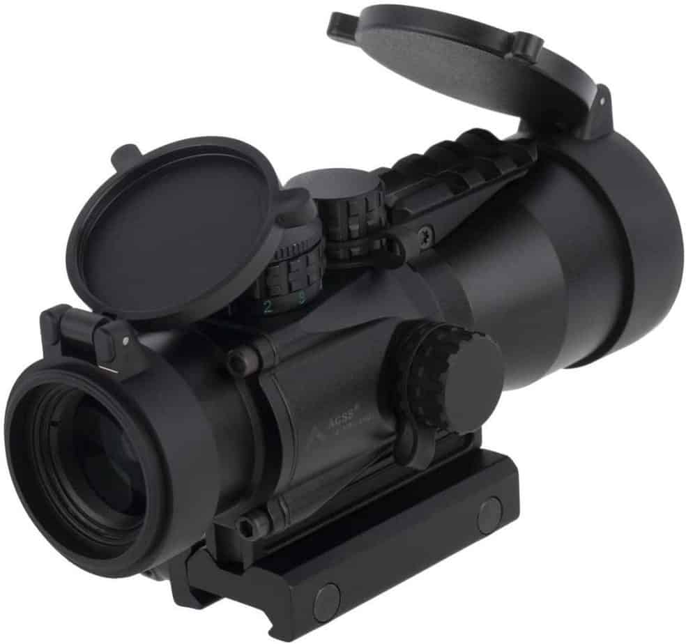 Primary Arms 5X Compact Prism Scope (Gen II)